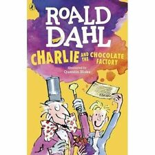 Charlie and the Chocolate Factory - Book by Roald Dahl (Paperback, 2016)