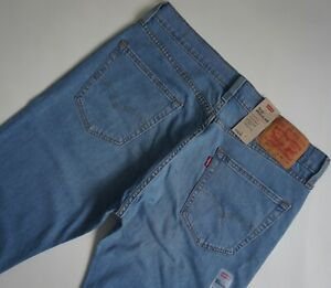 LEVI'S 505 REGULAR FIT LIGHTWEIGHTJeans Men's, Authentic BRAND NEW (005051943)