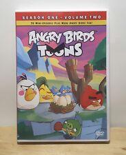 Angry Birds Toons - Cartoon DVD - Season 1 : Volume 2 - REGION 1