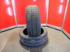 2x Winterreifen Pirelli 225/40 R18 92V XL Sottozero3 DOT 14/15 ca. 6 mm (744)