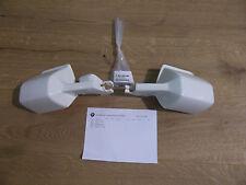 BMW Motorrad Handprotektor Handschutz Nachrüstsatz R100GS PD R80GS R80G/S weiß