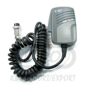 KPO DMC-110 Replacement Dynamic Microphone CB Amateur DMC 110  4 5 6 7 8 pin