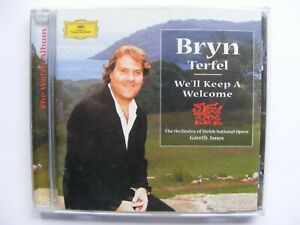 Bryn Terfel - We'll Keep A Welcome FREE UK POST PRE-OWNED PRICED TO CLEAR