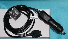 """Garmin Nuvi Travel Accessories Vehicle Power Cable 0101074703 """"New Other Great!"""""""