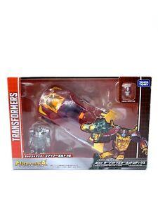Transformers Takara Legends Series LG-45 Targetmaster HOT ROD Figure US SELLER!