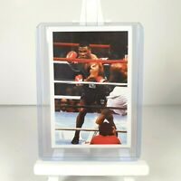 Mike Tyson Rookie Card - A Question of Sport 1987 UK - Near Mint Condition