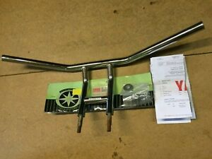 Lenker Umbau mit Gutachten Yamaha XVS 650 4VR-26112-00   NOS