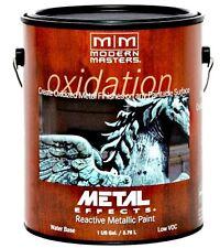 Modern Masters ME149 Metal Effects Reactive Copper Metallic Paint Gallon
