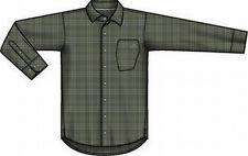 adidas P92491 Hemd Freizeithemd Outdoorhemd Check L