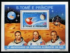 St.Thomas and Prince Islands 582, MNH, Space. x6724