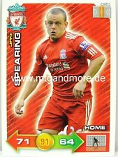 Adrenalyn XL Liverpool FC 11/12 - #020 Jay Spearing - Home