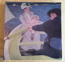 Fine Art The Boating Party Mary Cassatt 500-Piece Jigsaw Puzzle Sealed 18x24 Pz