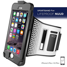 """Workout Armband for LifeProof NUUD Case - iPhone 6 Plus 5.5"""" (case not included)"""