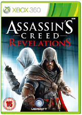 XBOX 360-Assassins Creed Revelations ** Nuovo e Sigillato ** UFFICIALE STOCK Regno Unito