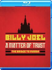 Billy Joel-A Matter of trust: the Bridge to russia: the conce Blu-ray NEUF