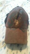 Authentic ODM Head Gear Jimi Hendrix 1968 trucker hat faded black