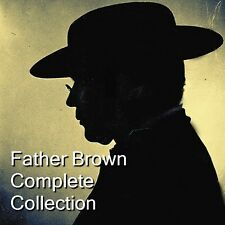 Father Brown The Complete Collection 49 Stories - on MP3 CD 33 HOURS