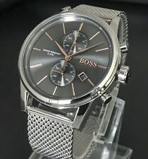 Hugo Boss Men's Jet Series Chronograph Watch 1513440 Brand New RRP £299