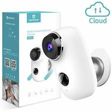 HeimVision Wireless Rechargeable Battery Security Camera, 1080P CCTV WiFi Home