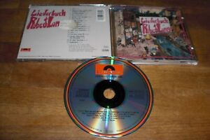Robert Long - Liederbuch Polydor Germany