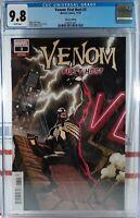 🔑 CGC 9.8 NM+ VENOM FIRST HOST #3 DAVE JOHNSON VARIANT 1st SLEEPER Symbiote KEY