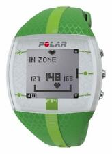 Polar FT4 Heart Rate Monitor Activity Tracker Wrist watch Green USED SHIPS FAST!