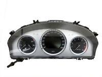 Kombiinstrument Tacho für Mercedes W204 S204 C200 07-14 CGI 1,8 135KW