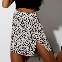 MOTEL ROCKS Sheny Mini Skirt in Wild Thing  Extra Small  XS    (mr5.1)