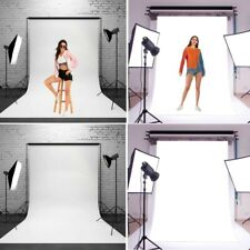 2 Styles Backdrop White Studio Background Photography Photo Set Screen