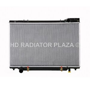 Radiator Replacement For Toyota 1991-1995 Previa DX LE L4 2.4L TO3010154 2 Row