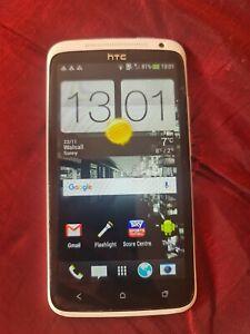 HTC One X - 32GB - White (Unlocked) Smartphone