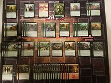 Magic: The Gathering - Elf Deck #8 W/ Sylvan Advocate / Yeva, Nature's Herald