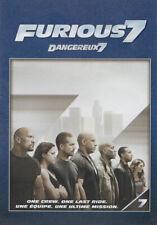 FURIOUS 7 (BILINGUAL) (DVD)