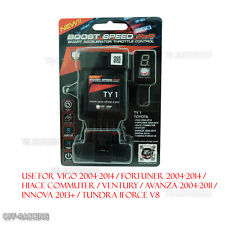 FOR TOYOTA FORTUNER SUV 2005-2014 ECU TY1 Boost Speed E-DRIVE THROTTLE CONTROL