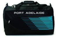 Port Adelaide Power AFL Sports Travel Bag! School Bag! Shoulder Bag