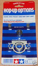 Tamiya 53200 4WD DELANTERO DIFF unidad de un sentido (TGX/TG10/TA01/TA02/TA03/TL01/TB01) nuevo en paquete