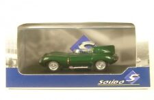 Jaguar Type D 1952-55 Winner le Mans Voiture Miniature 1/43 Collection Solido