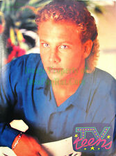 1992 Ian Ziering TV Teens Pin-up Poster Beverly Hills 90210 Sexy Sharknado ++
