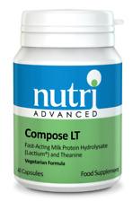 Nutri Advanced Compose LT 30 Capsules