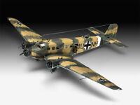 Revell 03918 Junkers Ju52/3m Transporte, Avión a Escala 1:48