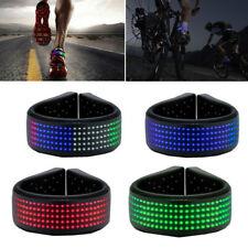 Outdoor Sport LED Shoe Clip Bright Light Running Cycling Jogging Safe Warning