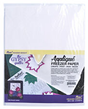 Gypsy Quilter Freezer Paper 12 inch x 15 inch Heavy Weight 40ct