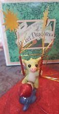 "Whimsical World Of Pocket Dragons ""Fireworks"" by Real Musgrave Figurine-Retired"