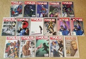 THE PULSE #1-14 Near Mint NM Full Run * Jessica Jones Alias Spider-man Marvel