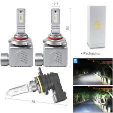 9005 HB3 LED Headlight Bulbs 80W Pair 6000K Xenon White Lights Conversion Kit