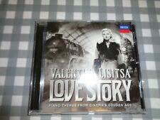 Love Story: Piano Themes From Cinema's Golden Age by Valentina Lisitsa. cd album