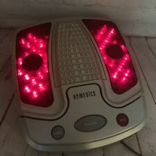 HoMedics Pro Ultra Luxury Vibrating Foot Massager AK-3 With Heat For Tired Feet