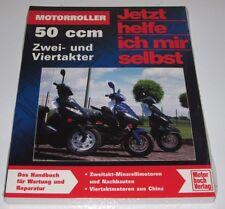 Reparaturanleitung 50 ccm³ Zwei + Viertakter Motorroller NEU!
