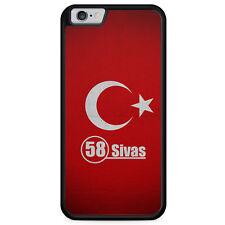 iPhone 6 6s Hülle SILIKON Case Sivas 58 Türkei Türkiye Cover Schale
