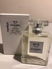 *Brand New* Chanel N 5 L'eau Vaporisateur Spray 3.4 Oz Tstr